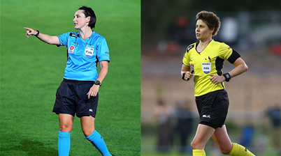 Australian referees selected for France 2019