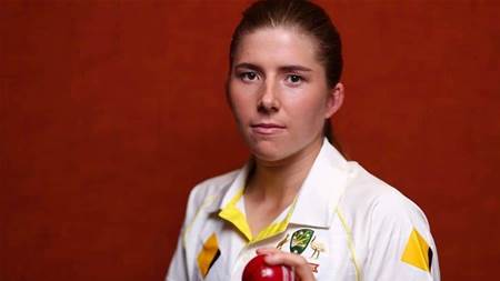 Australian cricket's rising star says Aussies want women's cricket back and on TV