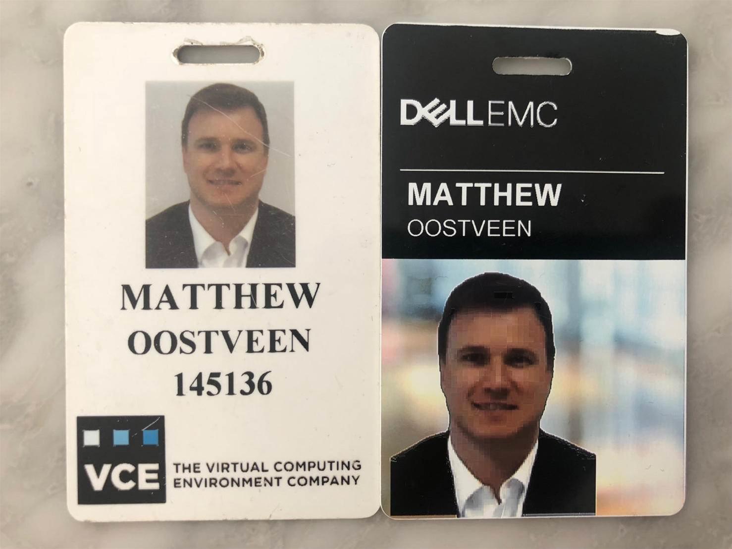 Dell EMC APAC CTO bails