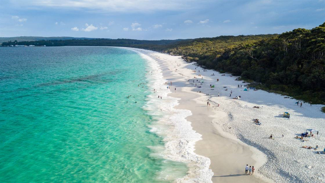 Two Aussie destinations the world can't wait to explore
