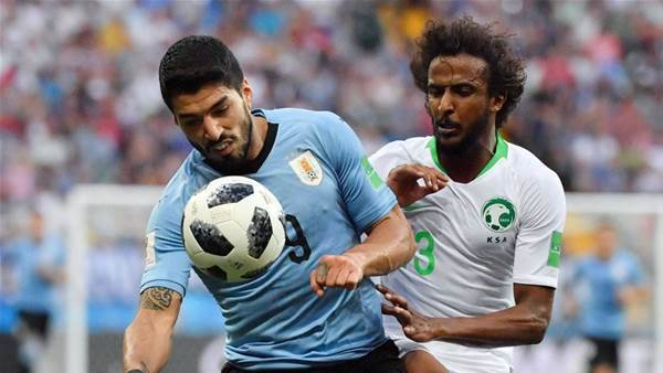 Uruguay v Saudi Arabia player ratings