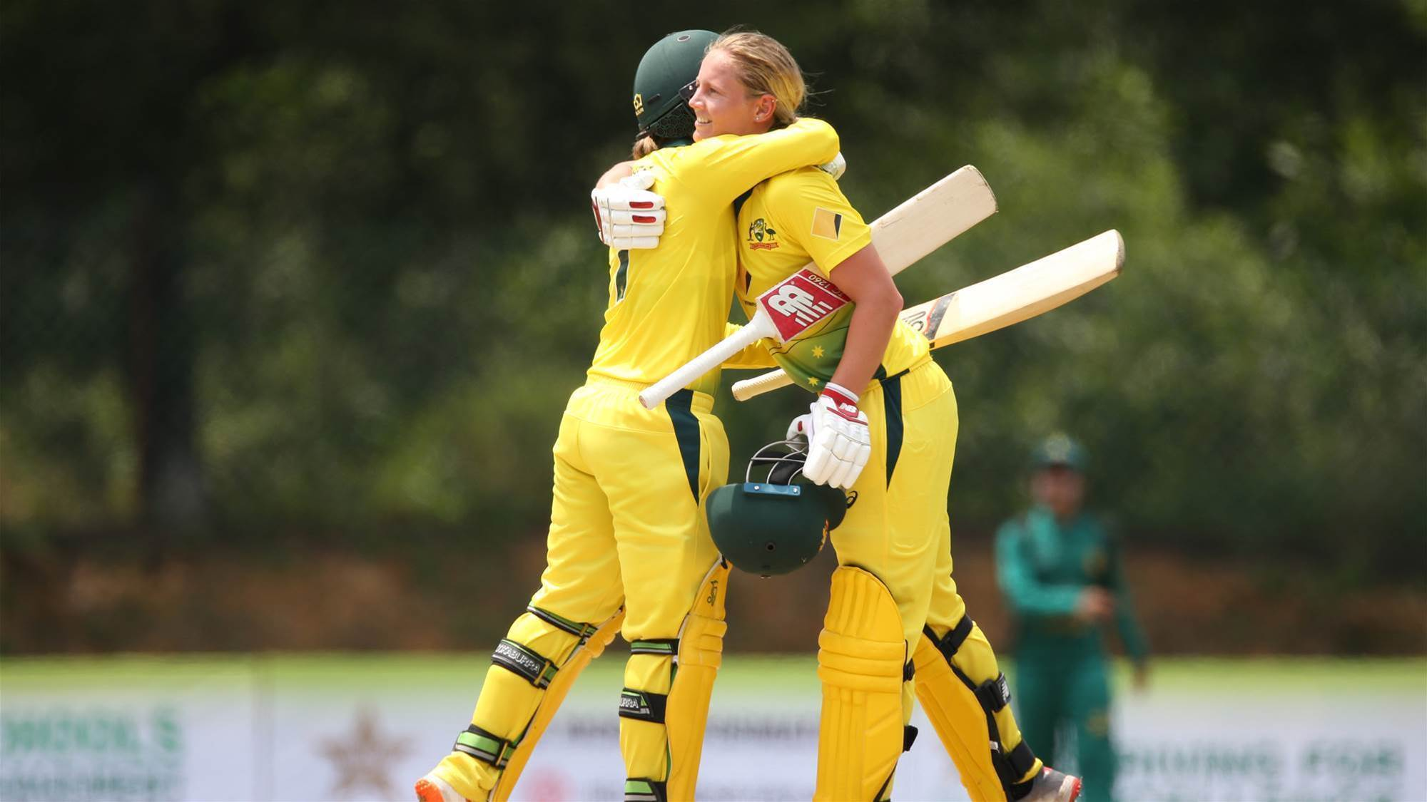 Early slump no problem for Aussies