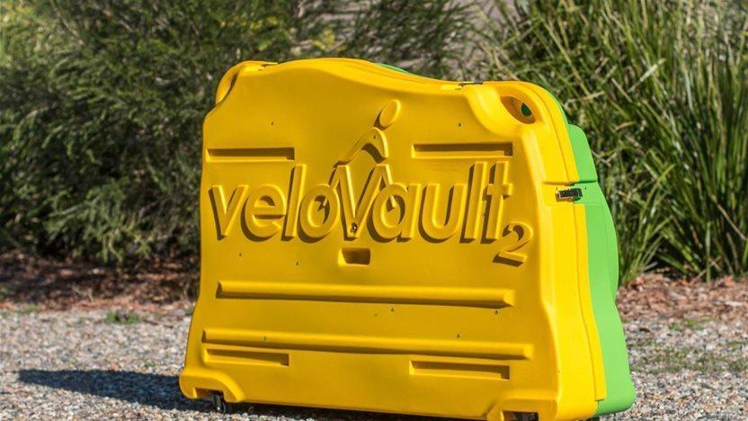 TESTED: VeloVault2 Bike Box