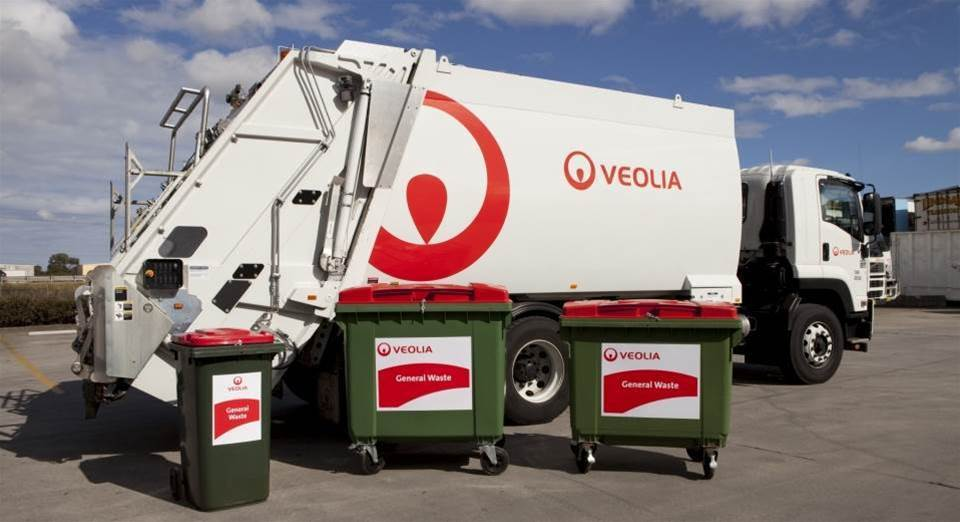 Veolia to be 'data centre-less' within two years