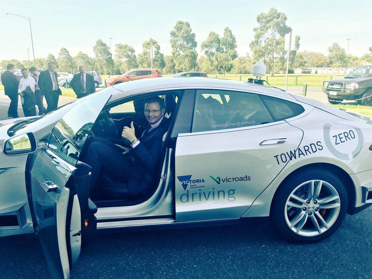 VicRoads joins national GPS accuracy trials
