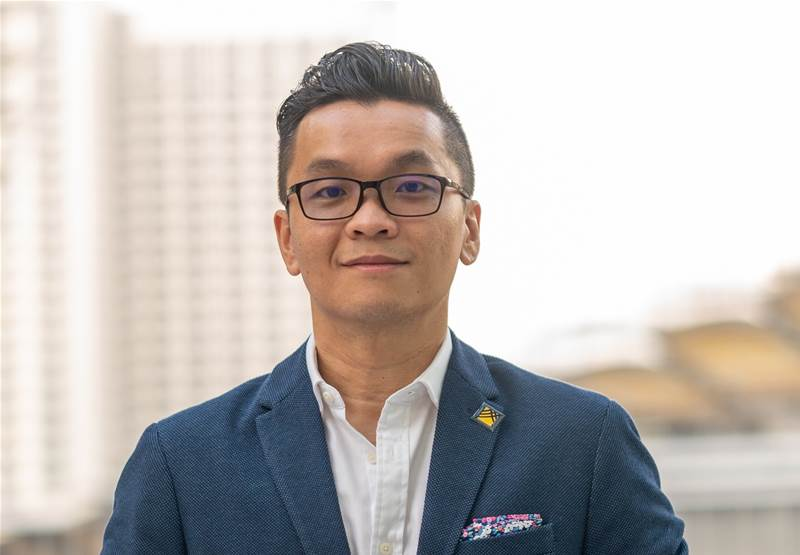 Victor Ng set to be BlackLine's Regional Vice President for Asia