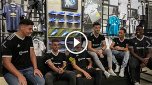 Sydney players get 'hands on' with adidas World Cup Pack