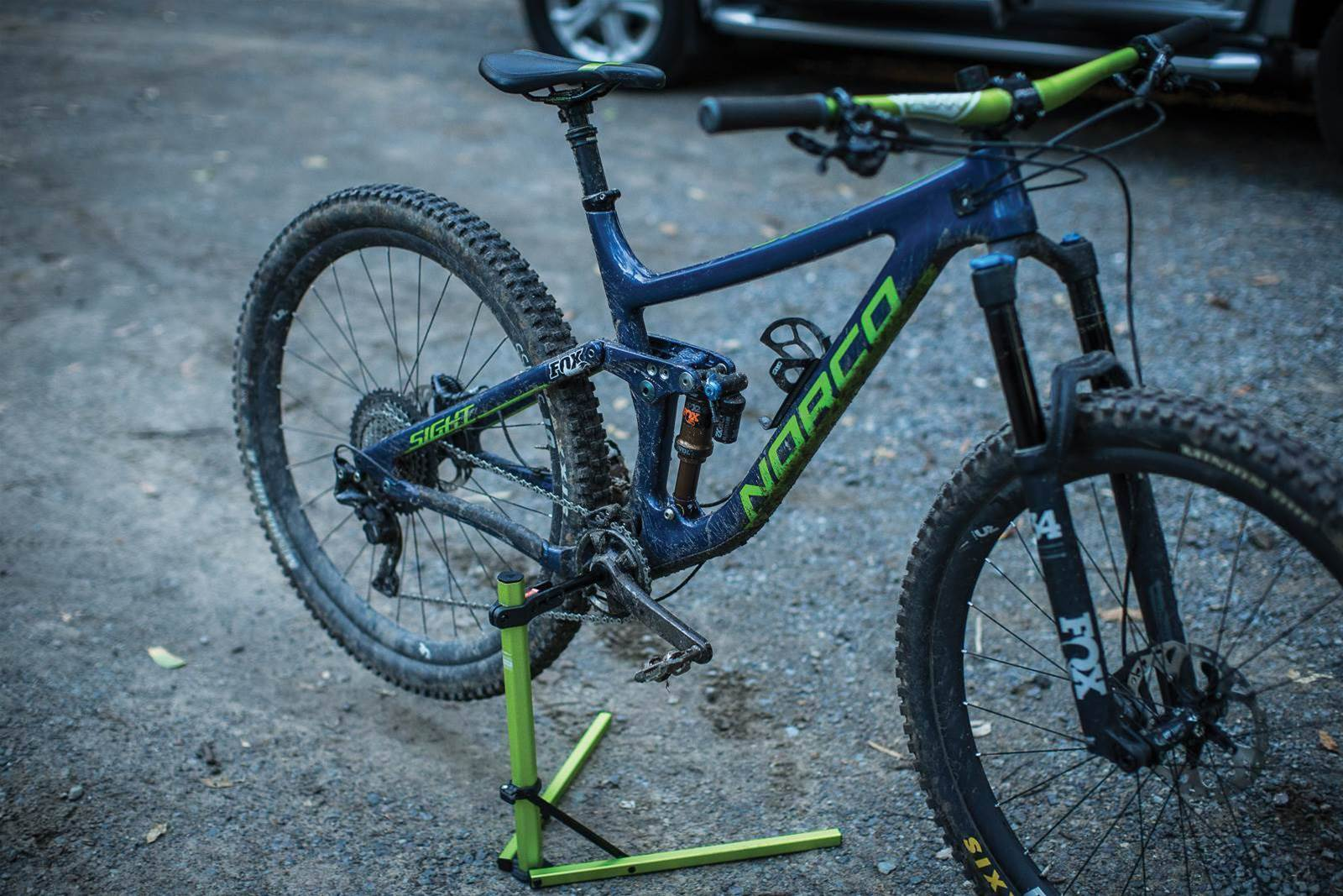TESTED: Granite Designs HEX stand