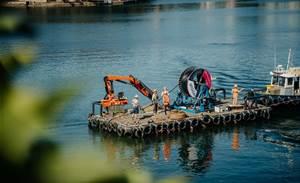 Vocus lays more fibre across Sydney Harbour