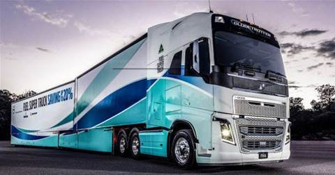 Nvidia boosts self-driving AI business with Volvo trucks deal