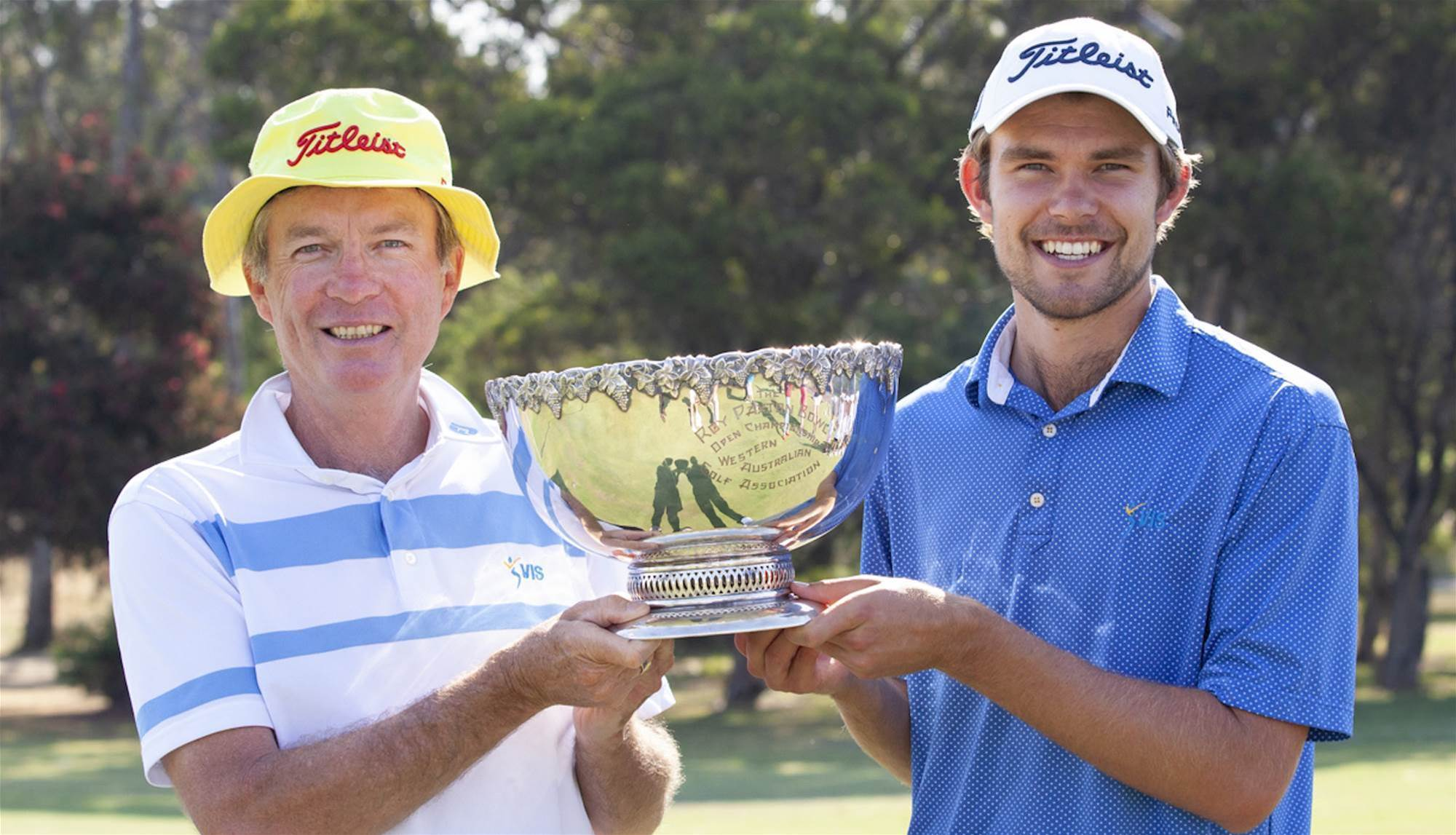 Murray records wire-to-wire WA Open victory