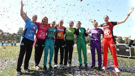 Biggest ever standalone WBBL announced