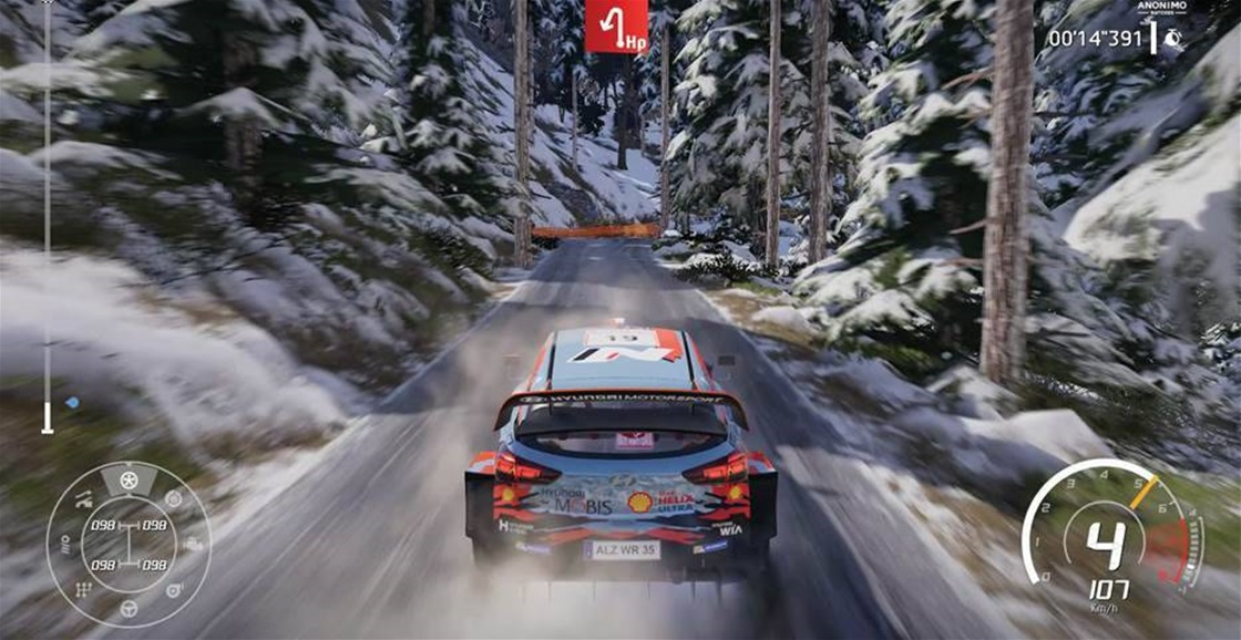 Playing Now: WRC 8