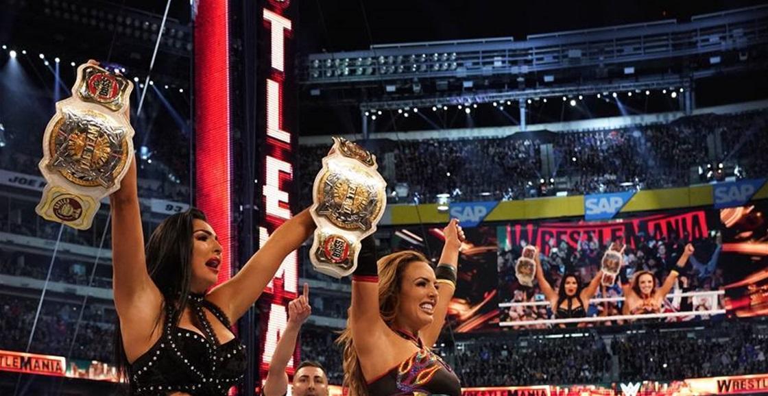 WWE: Meet Billie Kay
