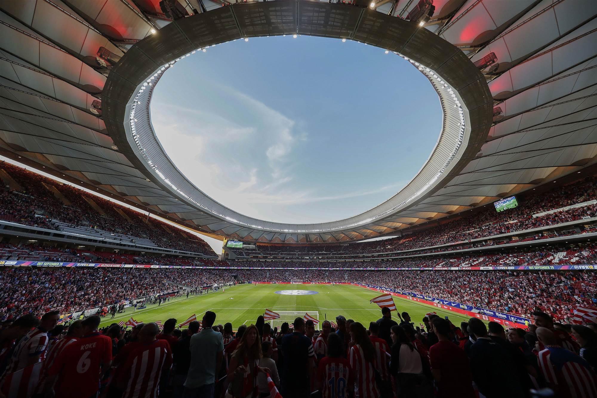The Wanda Metropolitano: A stadium for the future
