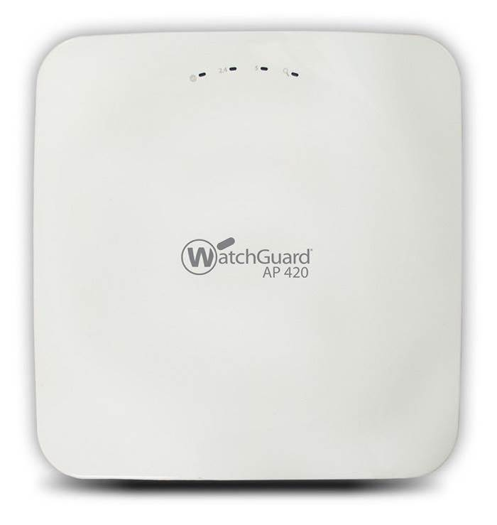 WatchGuard AP420 review: lock down your Wi-Fi
