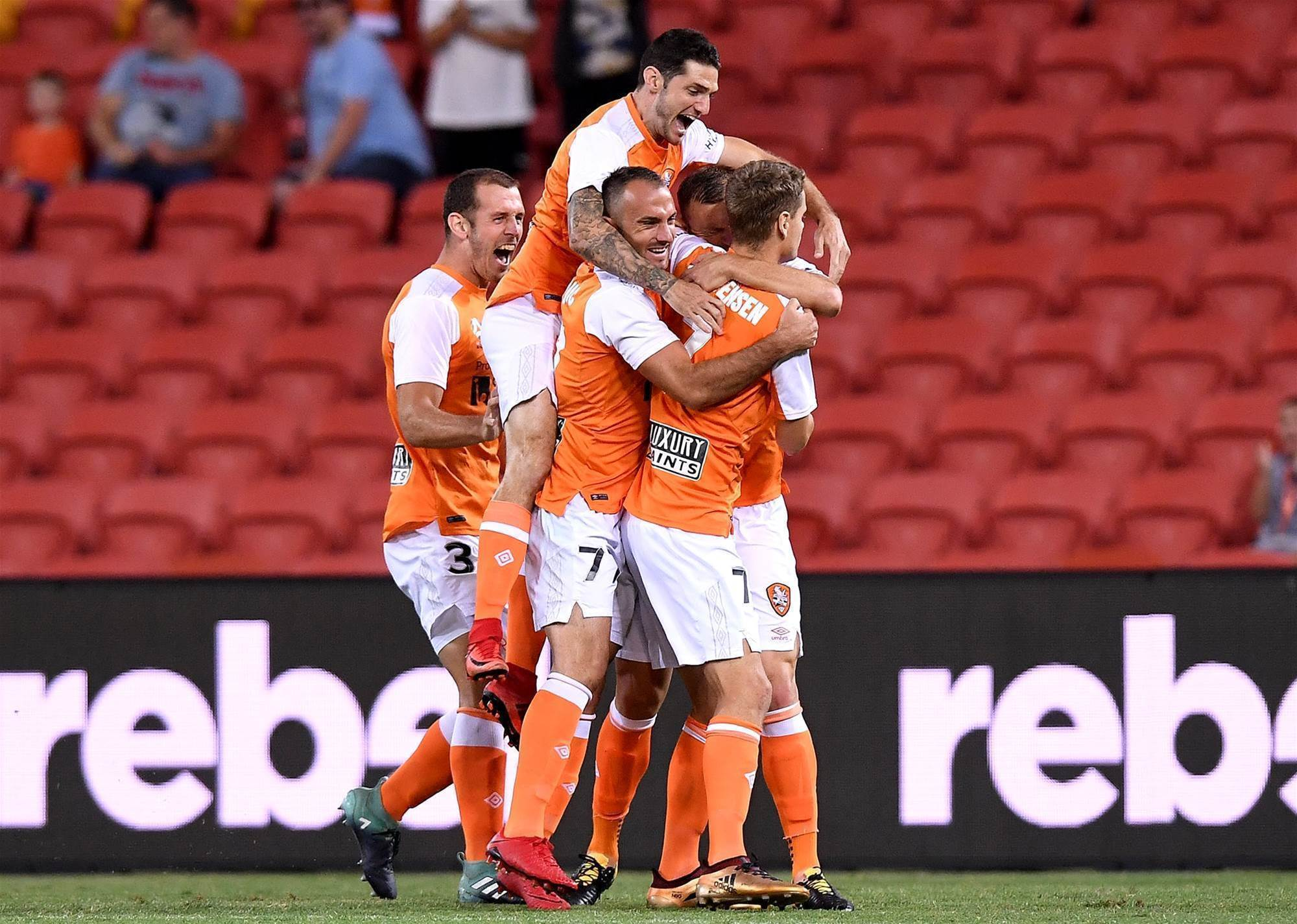 Player Ratings: Brisbane Roar vs Perth Glory