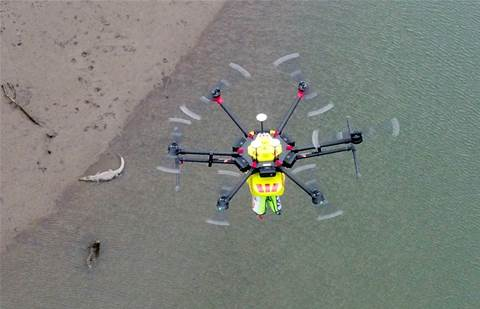 AWS powers Queensland's new croc-spotting drones