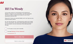 Meet Wendy, Westpac's AI-backed 'digital job coach'