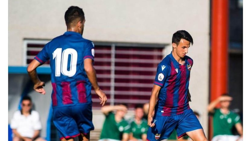 Is this Spanish-based Aussie teen a future Socceroo?