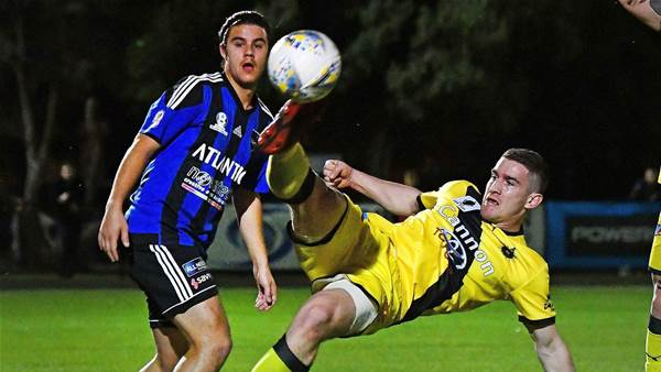A-League dream alive for Wilkins