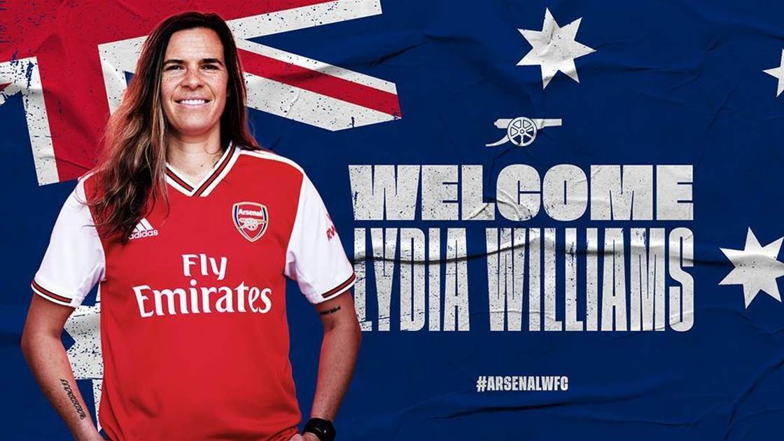 Williams: 'I was immensely jealous watching Arsenal'