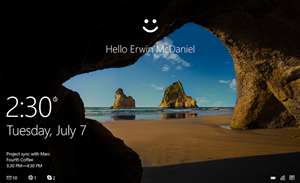 Researchers bypass Windows Hello facial recognition biometrics