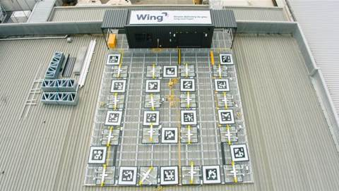 Wing partners with Vicinity Centres for shopping centre drone delivery
