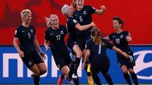 Jacinda Ardern a boost for Women'sWorld Cup bid