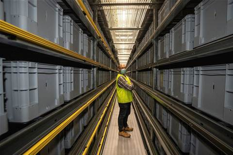 Woolworths opens first micro fulfilment centre