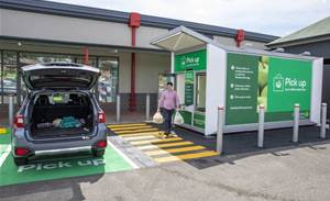 Woolworths trials first robotic locker to dispense online grocery orders