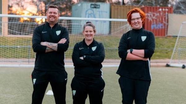 Canberra United leading Australia in opportunities for disabled footballers