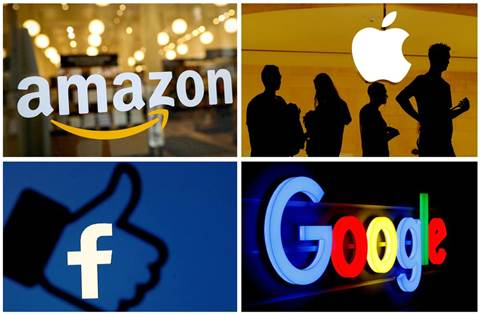 US House floats antitrust bills aimed at Big Tech