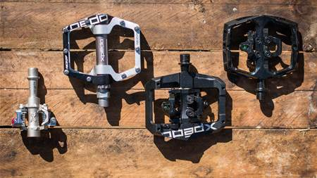 TESTED: XPEDO mountain bike pedals
