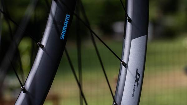 FIRST LOOK: Shimano's new XT Trail wheel set