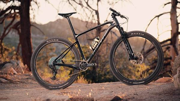 Giant's new XtC hardtail