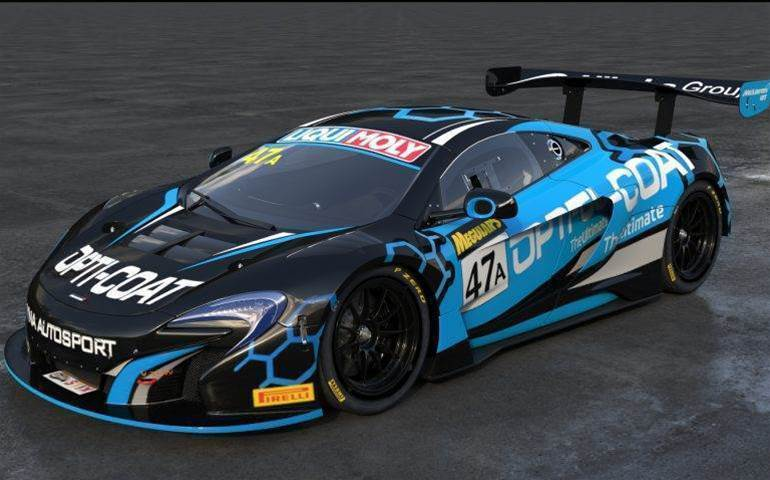Scott McLaughlin to drive McLaren in 12 Hour