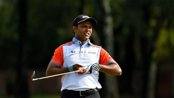 Chawrasia ready for 'big' test at China Open