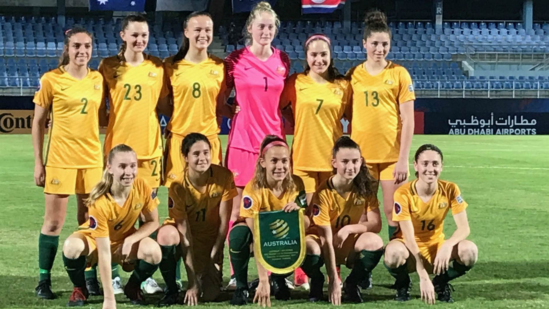 Why Australian women's youth is behind Asia