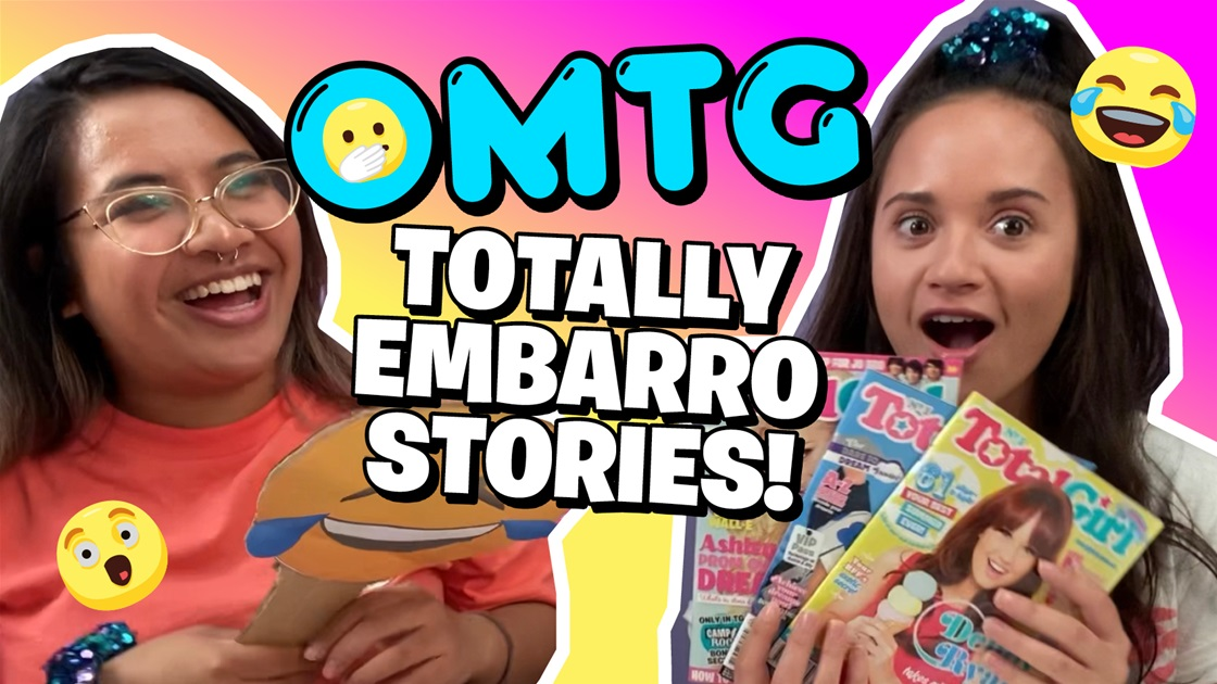 OMG, Team TG's Totally Embarrassing Stories! | Watch