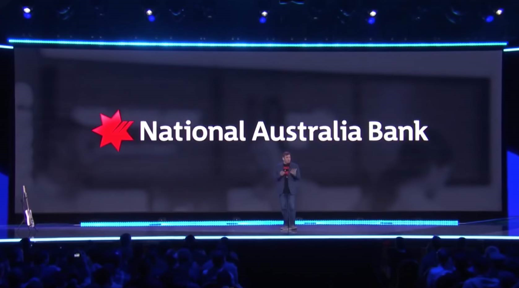 NAB's public cloud expansion ran without internal IT staff