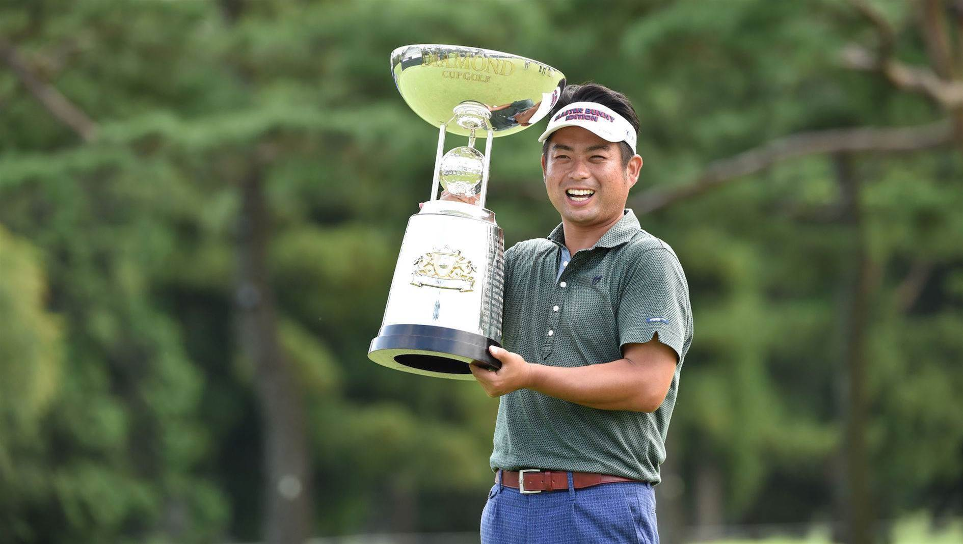 Ikeda seals dominant victory at Asia-Pacific Diamond Cup