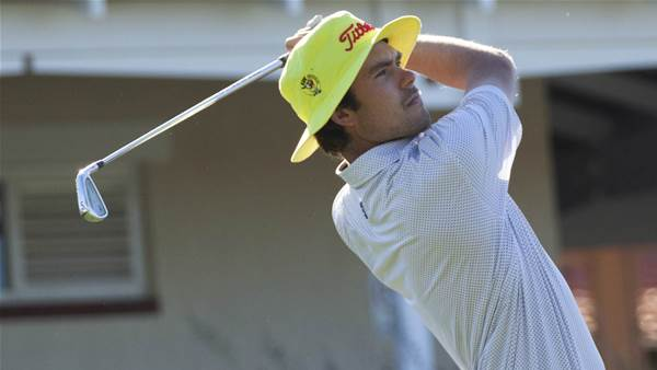 Murray fires into WA Open lead