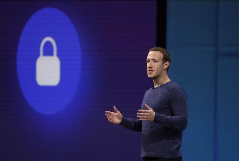 Zuckerberg says Facebook's future is going big on private chats
