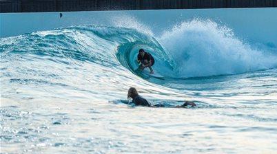 Wave Pool Wonderland