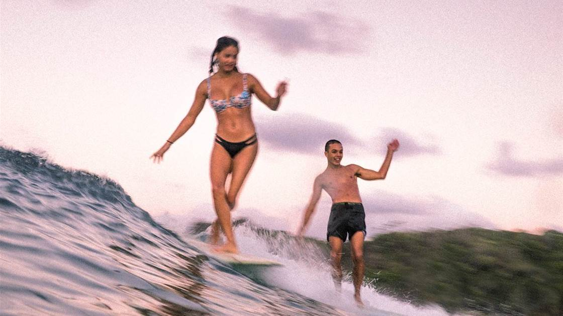 Are surfers just hedonistic pricks?