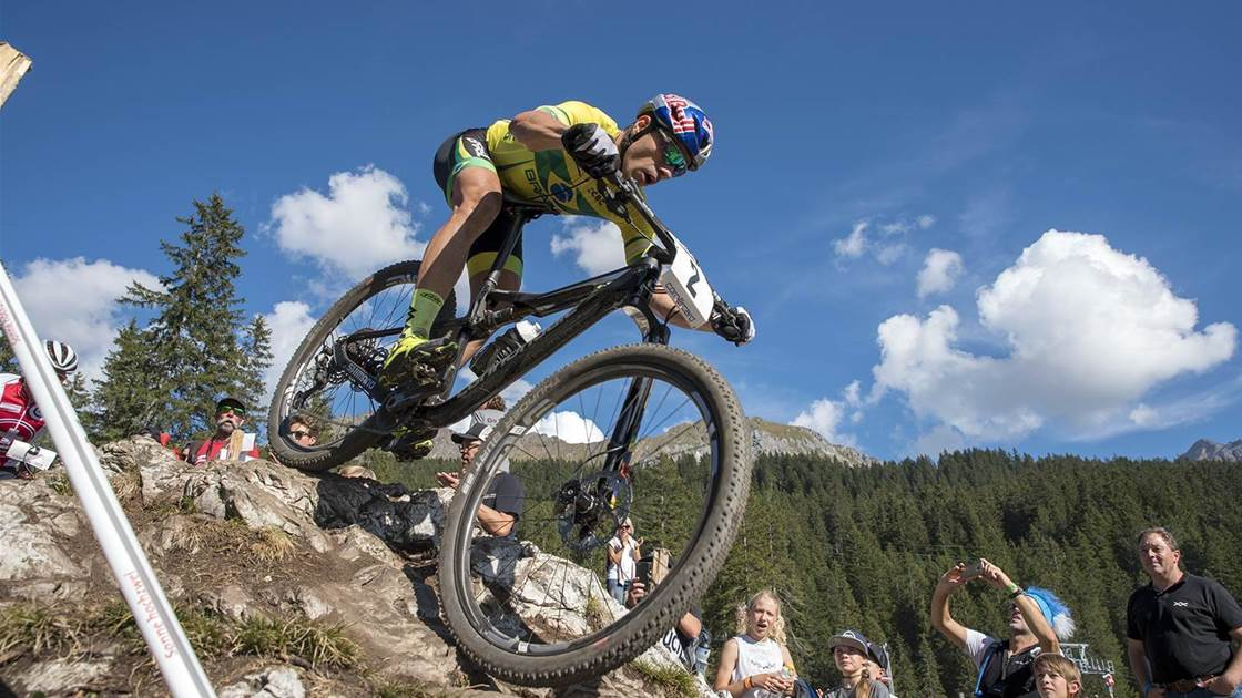 MTB Photography - a closer look at World Champs
