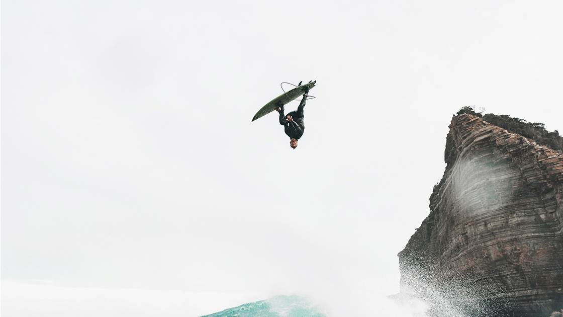 Profile: Dylan Longbottom, the shaper many of the world's best, big-wave surfers put their trust in.
