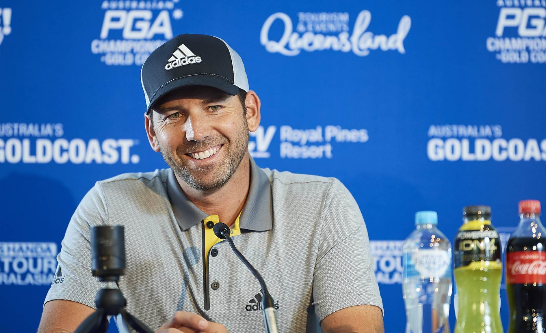 AUS PGA: For Sergio the times they are a changing