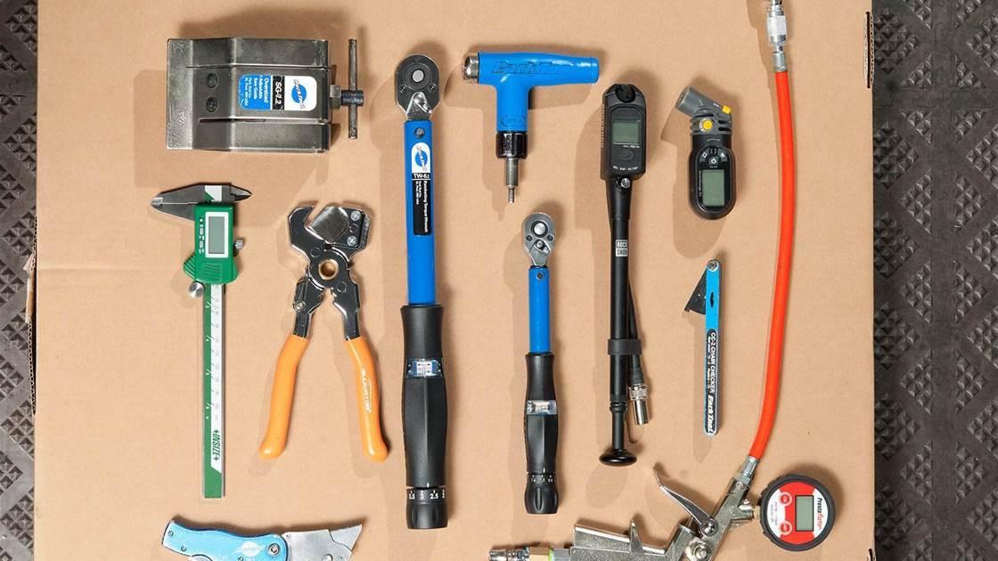 WORKSHOP: Precision tools for your workshop